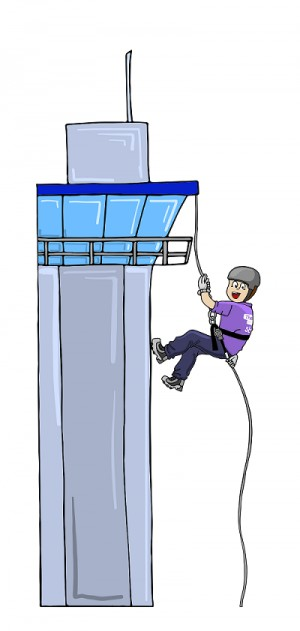 Tower Abseil