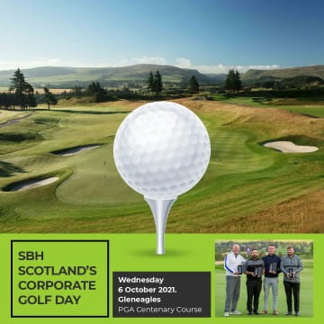 Live events are back at SBH Scotland