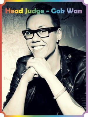 Gok Wan is head judge of Strictly Come Prancing